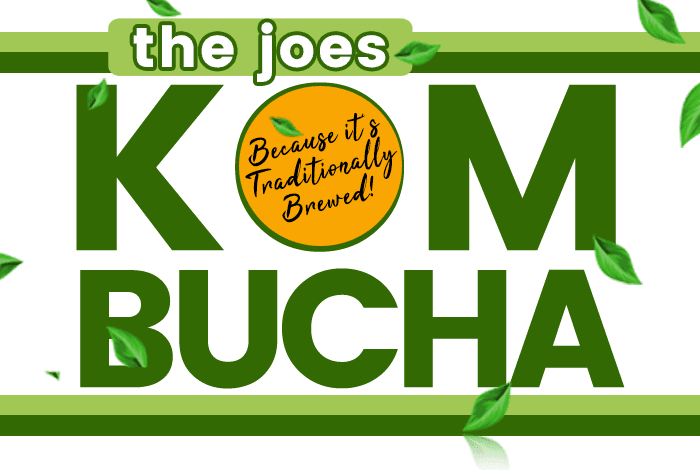The Joes Kombucha logo
